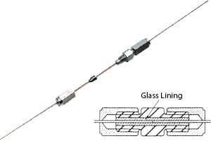 Glass-Lined Stainless Steel Joint