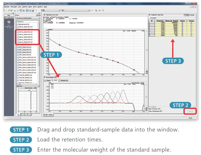 Create a Calibration Curve in Just Three Steps