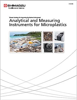 Analytical and Measuring Instruments for Microplastics