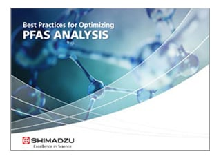 [E-Book] Best Practices for Optimizing PFAS Analysis
