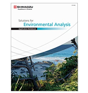 Solutions for Environmental Analysis