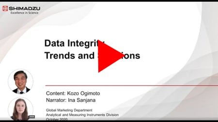 Data Integrity Trends and Solutions