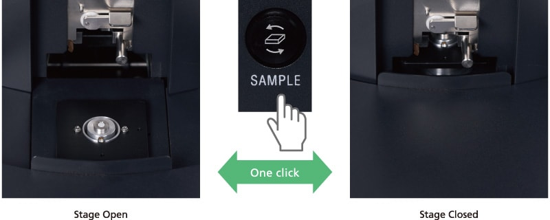 One-Click Sample Replacement