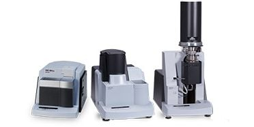 Thermal Analyzer , Powder and Particle Size Analyzer and Balances
