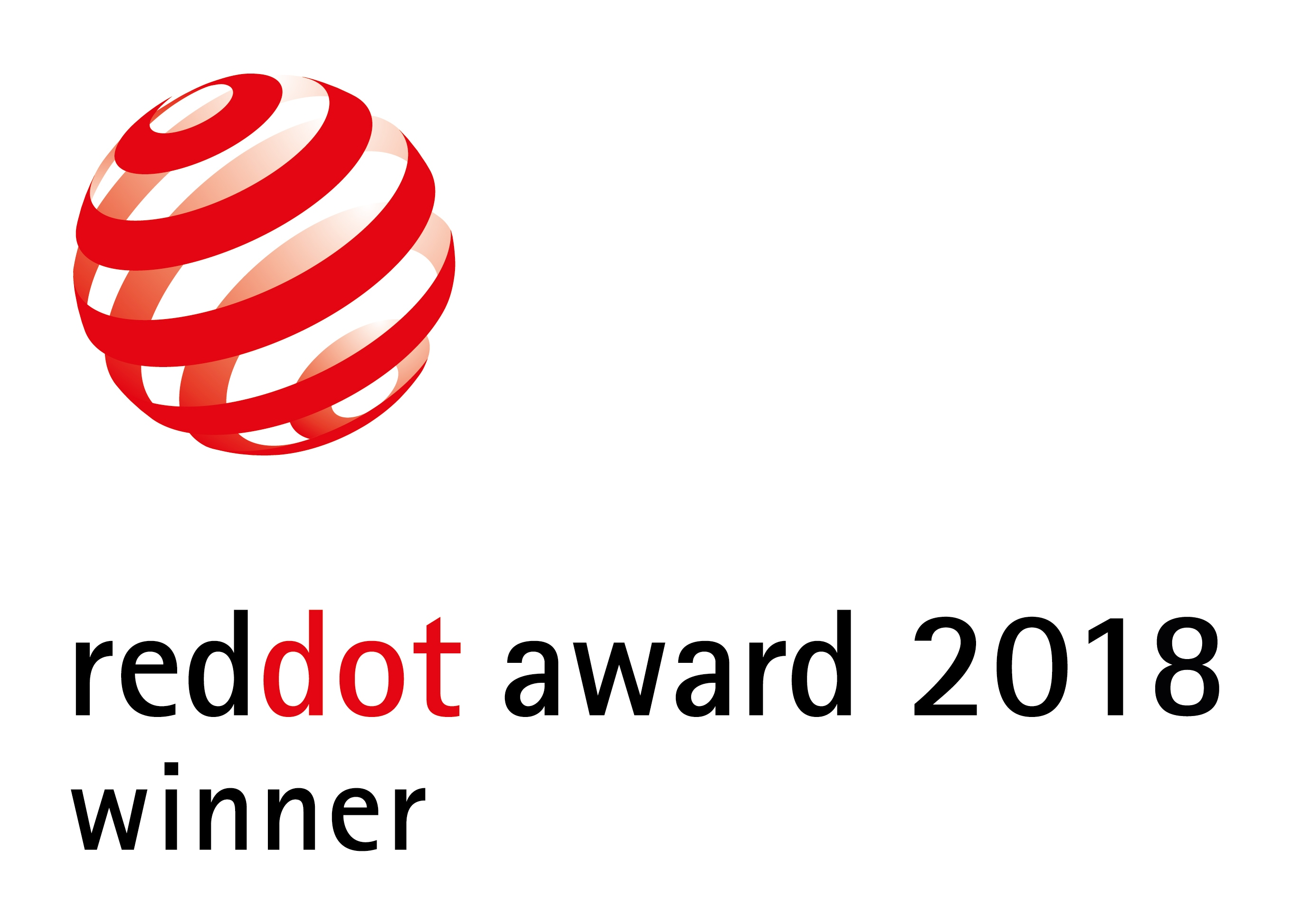 Red Dot Design Awards for Product Design 2018