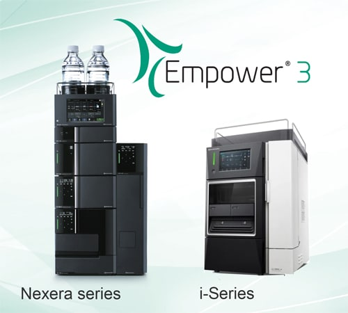 Shimadzu's LC/GC Drivers for Waters™ Empower™