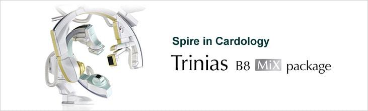 Trinias  B8 MiX package