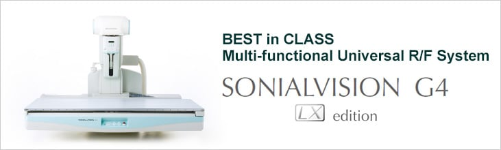 SONIALVISION G4 LX edition