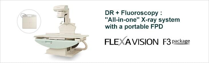 FLEXAVISION F3 package