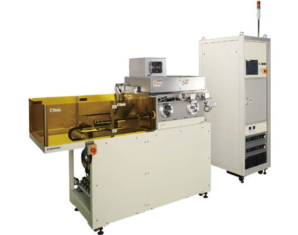 High speed Sputtering System