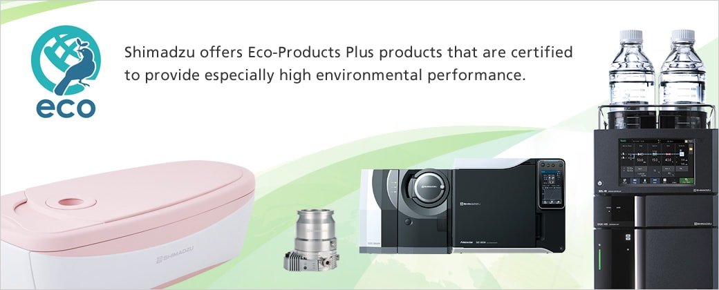 Eco-Products Plus Certified Environmentally-Friendly Products