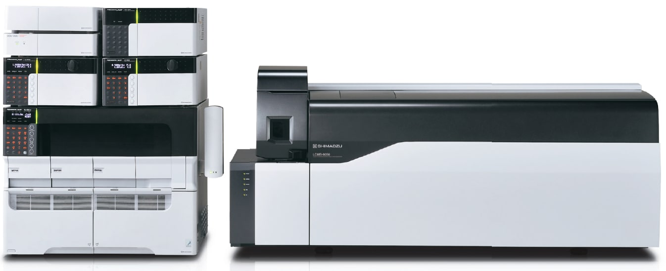 Photograph: LCMS-8050 Ultra Fast Liquid Chromatograph Mass Spectrometer