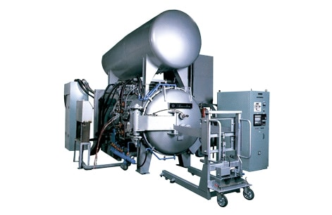 PHG Pressure Gas Quenching Vacuum Furnace