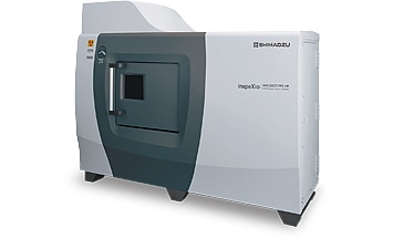 inspeXio SMX-225CT FPD HRMicrofocus X-Ray CT System