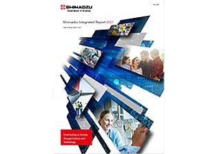Shimadzu Integrated Report